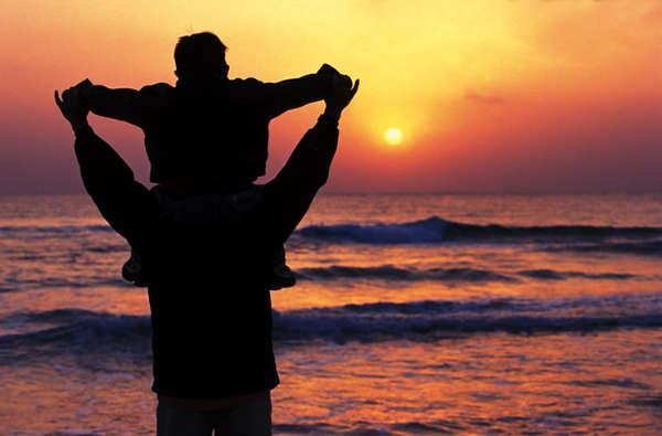 father-and-son-rise