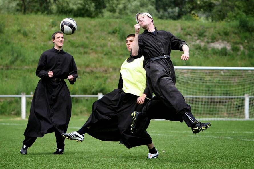 priests-playing-footba